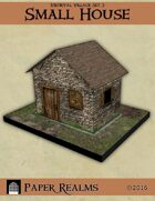 Medieval Village Set 3 - Small House