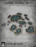Cavern Scenery Set 1