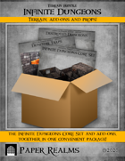 Infinite Dungeons Terrain, Add-ons and Props [BUNDLE]
