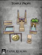 Temple Props