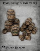 Kegs, Barrels and Casks