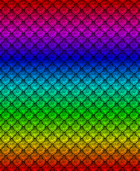 Dragon Scale Pattern for Gimp