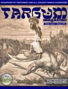 Targum Magazine - Issue 01 (For Testament)