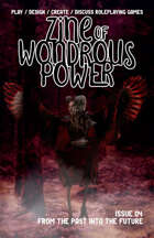 Zine of Wondrous Power - Issue 04