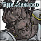 OBE: Races of the Shroud for D&D 4E: The Apelord
