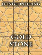 *Dungeoneering Presents* Gold Stone Map Pieces