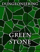 *Dungeoneering Presents* Green Stone Map Pieces