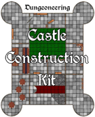 *Dungeoneering Presents* Castle Construction Kit