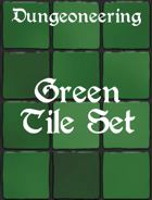 *Dungeoneering Presents* Green Tile Set