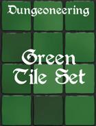 *Dungeoneering Presents* Green Tile Set