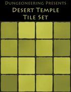 *Dungeoneering Presents* Desert Temple Tile Set