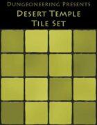 *Dungeoneering Presents* Desert Temple Tile Set