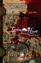 Grim Hunt: A Dungeon World Adventure