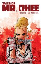 Tales of Mr. Rhee Volume 3 Those Who Fight Monsters... #2