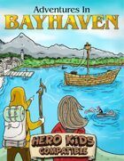 Adventures in Bayhaven - Mystery of the Stolen Pendant