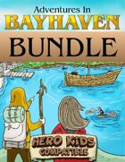 Adventures in Bayhaven Starter Kit [BUNDLE]