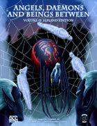 Angels, Daemons & Beings Between Volume 2: Elfland Edition