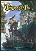 Freebooter's Fate Regelbuch deutsche Version