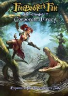 Freebooter's Fate Tales of Longfall 2 - Corporate Piracy, English Version