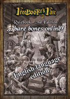 Freebooter's Fate 2nd edition rulebook... bare bones online!