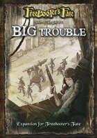 FF020 Tales of Longfall #3 Big Trouble, English language