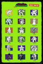 Kaiju Kaos: Smackdown Poster