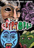 Krampus Cryptorb Trading Cards