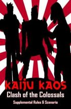 Kaiju Kaos - Clash of the Colossals