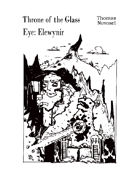 Throne of the Glass Eye: Elewynir