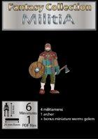 Fantasy Collection Militia
