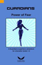 Guardians: Power of Fear