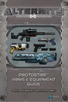 Alternity Protostar Arms and Equipment Guide