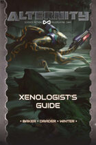 Alternity Xenologist's Guide