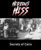 Secrets of Cairo | a Cthulhu soundscape
