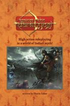 Against the Dark Yogi: Mythic India Roleplaying
