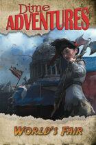 Dime Adventures: World's Fair