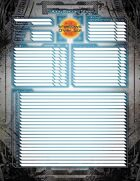 Shadows Over Sol: Colony Sheets