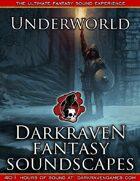 F/UW01 - Thaumaturge's Tomb - Underworld - Darkraven RPG Soundscape