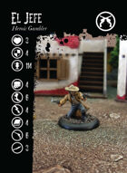 Blackwater Gulch - Infamous Gangs Character Cards