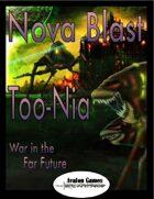 Nova Blast Too-Nia Source Book