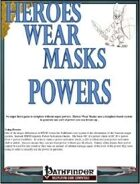 Heroes Wear Masks Preview #5