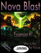 Nova Blast Expansion #1, Avalon Mini-Games #129