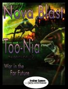 Nova Blast Too-Nia Expansion #2, Avalon Mini-Games #134