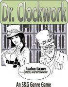 Doctor Clockworks. Avalon Min-Game #135