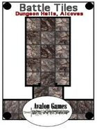 Battle Tiles, Dungeon Halls and Alcoves