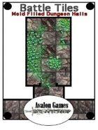 Battle Tiles, Mold Filled Dungeon Halls