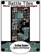 Battle Tiles, Water Filled Cave Passages