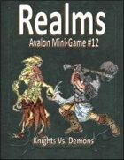 Realms, Knights & Demons, Avalon Mini-Game #12