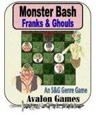 Monster Bash Set 2, Mini-Game #41