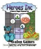 Heroes Inc. Set 2, Mini-Game #55